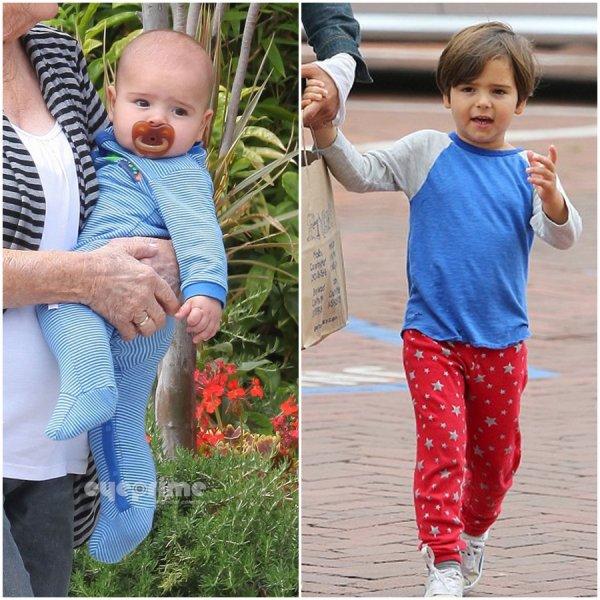 Miranda Kerr & Son Fils Flynn Bloom