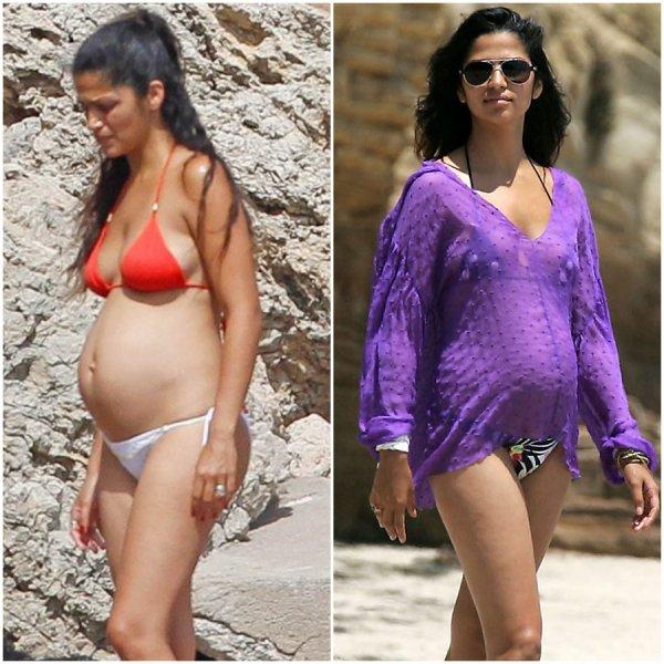 Camila Alves & Ses Enfant Levi Vida & Livingston Mcconnaughey