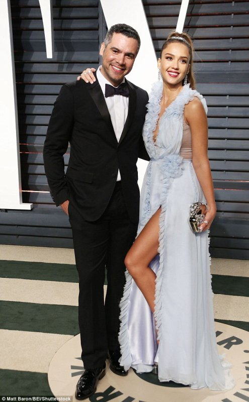 Jessica Alba au Oscar
