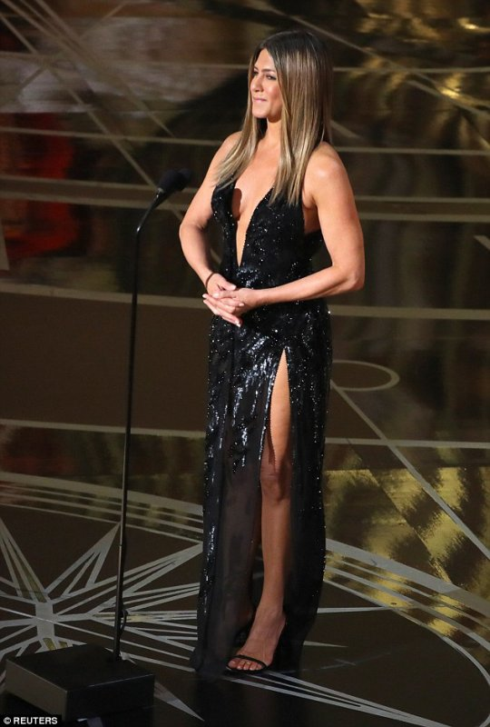 Jennifer Aniston au Oscar