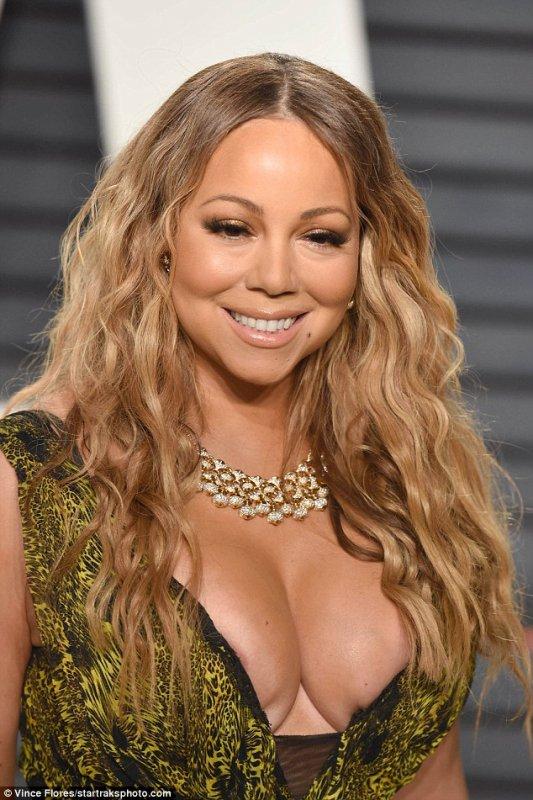 Mariah Carey au Oscar