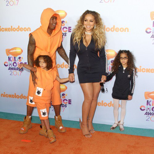 Mariah Carey & Sa Famille