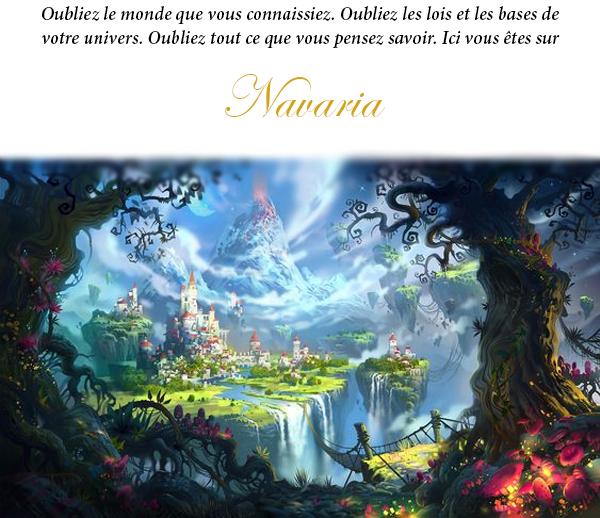 Bienvenue sur Navaria