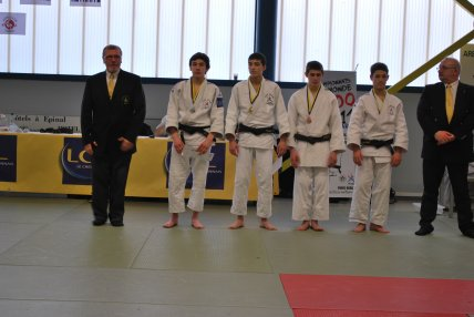1/2 Finale France à Epinale le 12.02.2011