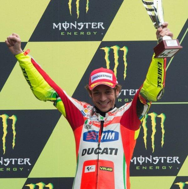 Le retour au top de Rossi au Mans (avec du retard)