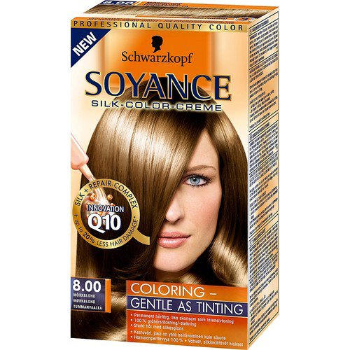 Coloration, conseils reflets, + REVIEW Blond soyance. Schwarzkopf.