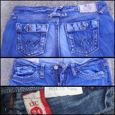 Le temps des Cerises - Jeans
