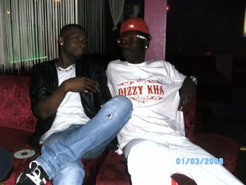 DIZZY and PAPY FIRe (P.P.F)
