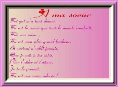 Des Poème Pour Les Soeur Nabilla Love