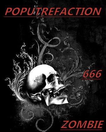 POPUTREFACTION  666  ZOMBIE...RETOUR DES MORT VIVENT SUR SKYBLODES