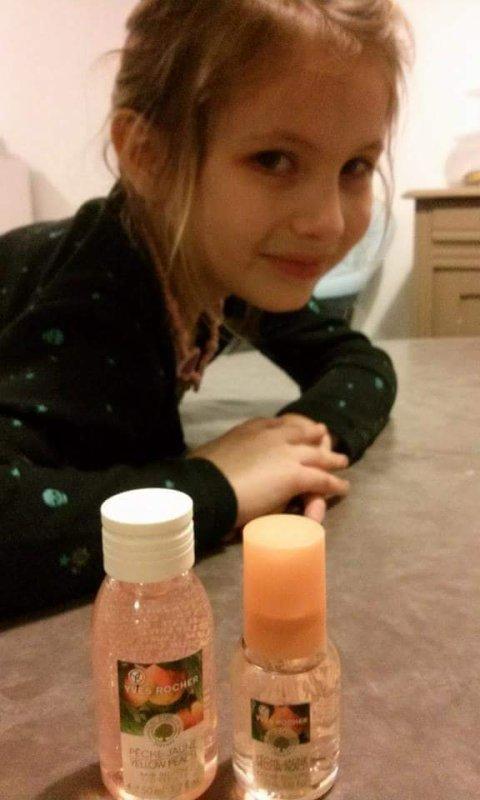 Janelle a  7 ans cette année et passe en CE1