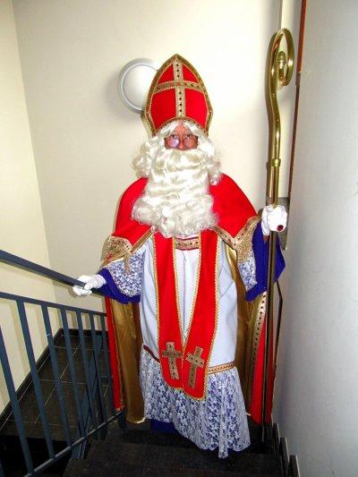 Saint Nicolas à domicile