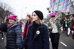 women m., Emma Watson