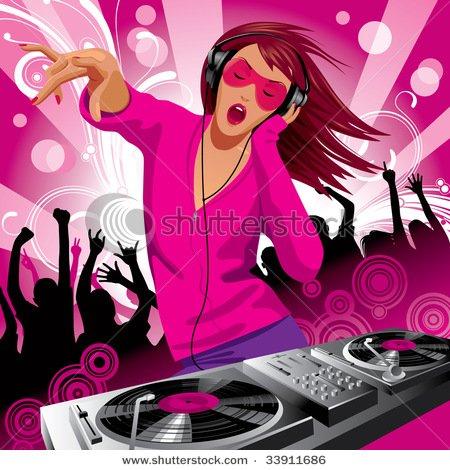 concours => THEME Miss DJ