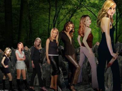concours => THEME Buffy Tueuse de Vampire