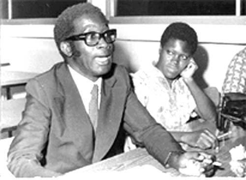 S.E.M Koudou Lorant Gbagbo president de la republik de cote d'ivoire et sa trè chère et tendre epouse Simone Ehive Gbagbo