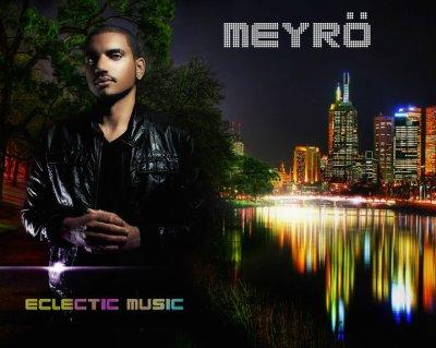 "Album ""Eclectic Music"" sortie digitale le 1 Avril 2013"