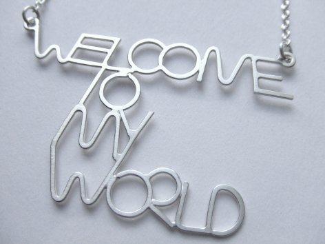 Bienvenue dans my world + presentation