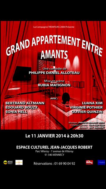 Philippe Daniel Alloteau, Responsable de Blanche Colombes