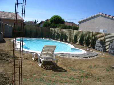 Cl ture blog de paulo for Piscine bois 6x4