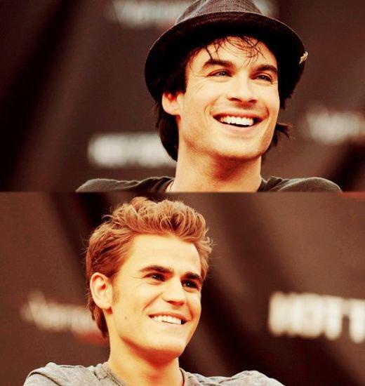 Vampire Diaries :P