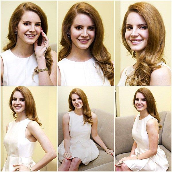 ** Portrait de Lana datant du 7 Février. **