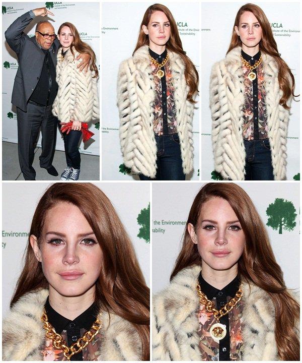 ** 10 Mars 2012 : Lana arrivant au Chateau Marmont . **