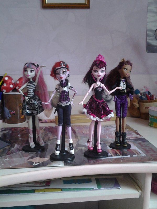mes monster high prefere
