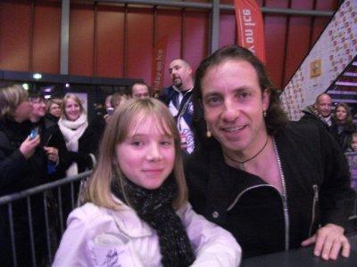 Philippe Candeloro et moi