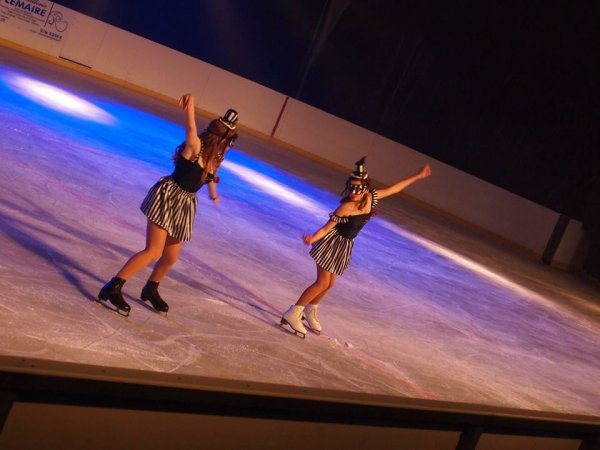 Gala de patinage de mai 2013