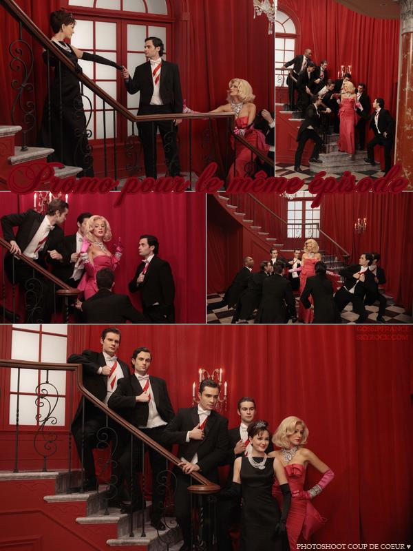 Stills des épisodes 12 et 13.