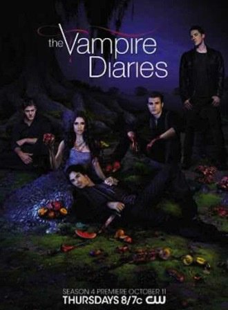 Vampire Diaries : Saison 4 <3