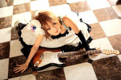 Hirasawa Yui / K-ON! Don't say lazy !