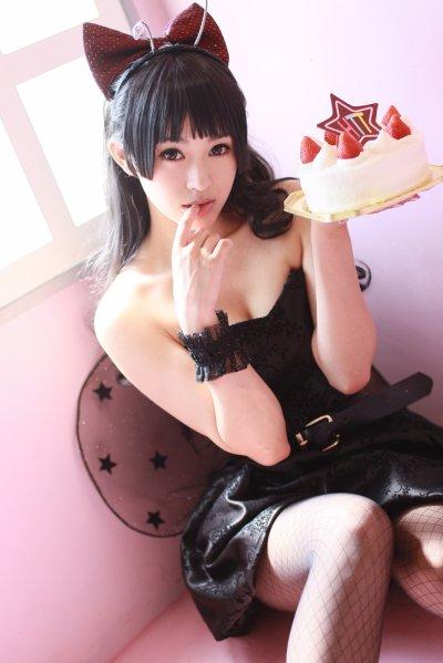 Double Trouble : Akiyama Mio *Listen!!* !