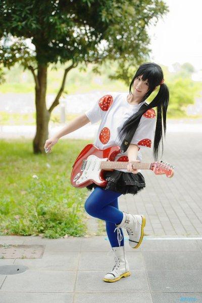 Azusa Nakano - Listen!!