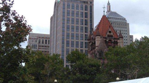 Boston, les photos des bâtiments