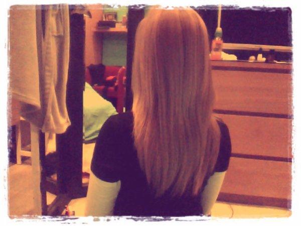 Mes cheveux <3
