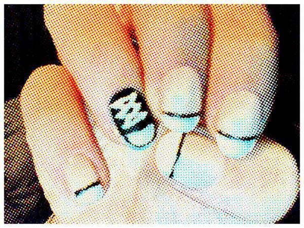 Swag nails !
