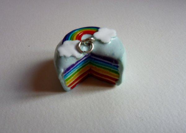 ♥ rainbow cake ♥