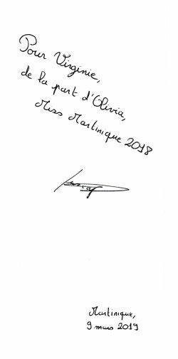 miss martinique 2018
