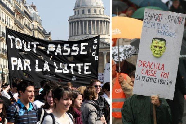 Les Français ont des envies de révolte