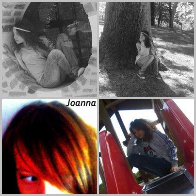 Chapitre 1 ; Joanna ;