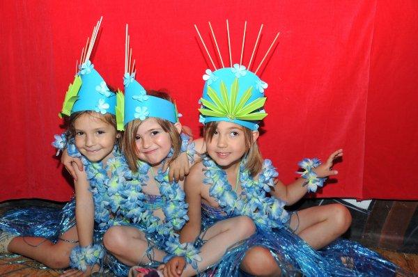 Les trois plus belles tahitiennes du monde !!!!!!