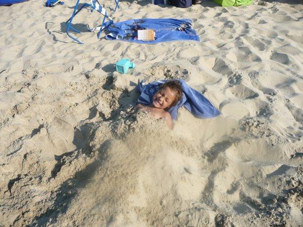 Derniers moments de vacances ...... Vive la rentrée !!!!!