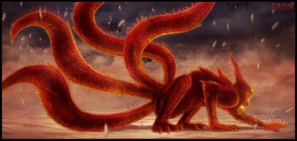 Blog de rasenganvschidori page 2 naruto shippuden - Coloriages naruto demon renard ...