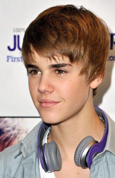 Justin Bieber et sa nouvelle coupe de cheveux ;D