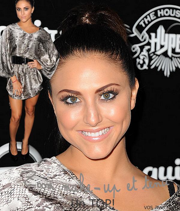 Cassie étais aux MTV Video Music 2011, le 28 Août 2011