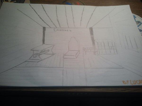 Plan Cabane 4