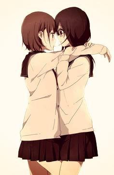 Elle et moi >w< ♥