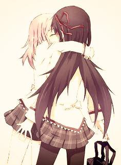 She and me >w< ♥